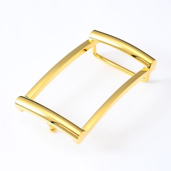 バックル バックルのみ メンズ ブラス100% ジョルジオスタメッラ アルチェ用 トップ式 幅3.5cm用 FBM P1 35 ゴールド