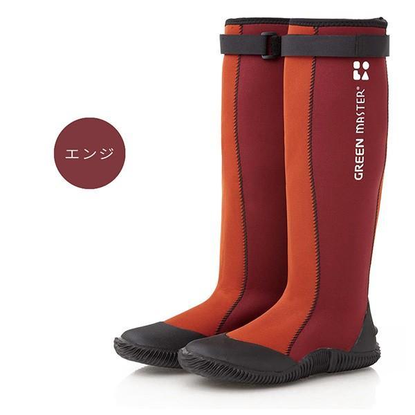 アトム グリーンマスター 長靴 メンズ ATOM 作業靴 レインブーツ 全3色 サイズSS〜3L 農作業 ガーデニング キャンプ アウトドア|alg-select|10