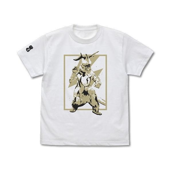 ウルトラセブンエレキングTシャツWHITESサイズコスパ  /7月末〜8月上旬