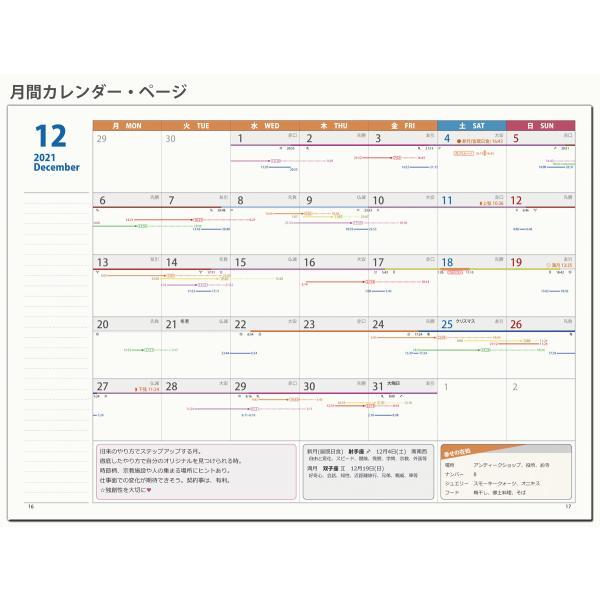 シンデレラ手帳2019 (占星術に基づくスケジュール帳、月曜始まり、10月始まり)|alicealice|04
