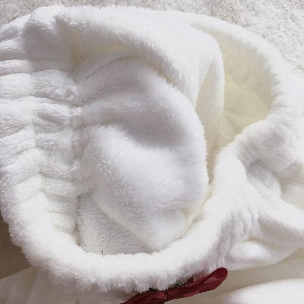 ロリータ かぼちゃパンツ オーバーパンツ 秋冬 暖か フリル ドロワーズ ホワイト もこもこ かわいい|alicedoll|06