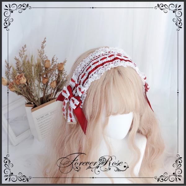 ロリータ ヘッドドレス 白雪姫 コスプレ ゴスロリ カチューシャ ヘアアクセサリー パーティー|alicedoll