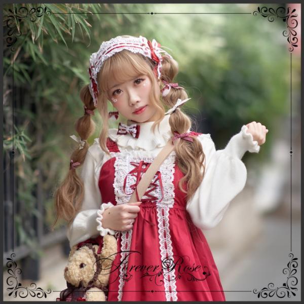 ロリータ ヘッドドレス 白雪姫 コスプレ ゴスロリ カチューシャ ヘアアクセサリー パーティー|alicedoll|04