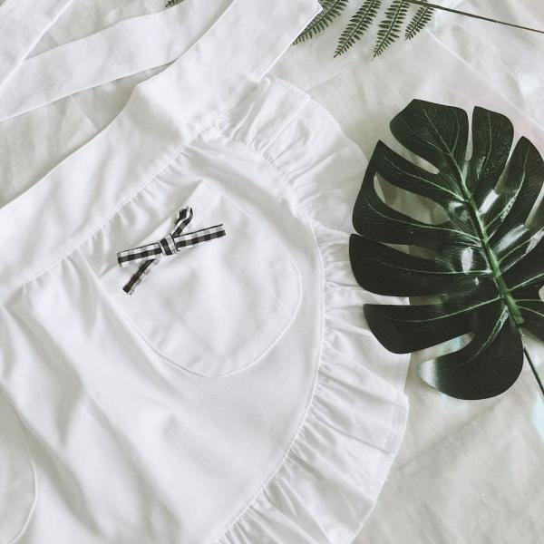 ロリータ ミニ エプロン スカート レディース 可愛い ラップスカート ゆめかわいい|alicedoll|04