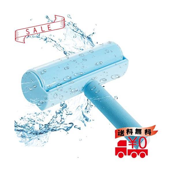 Kimitech 粘着 クリーナー 粘着ローラー ほこり取り 水洗え 埃 髪 毛取り 掃除ローラー 掃除用品 おしゃれ|all-box-1-100