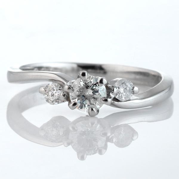 婚約指輪 ダイヤモンド プラチナリング 一粒 大粒 指輪 エンゲージリング 0.2ct プロポーズ用 レディース 人気 ダイヤ刻印無料|all|03