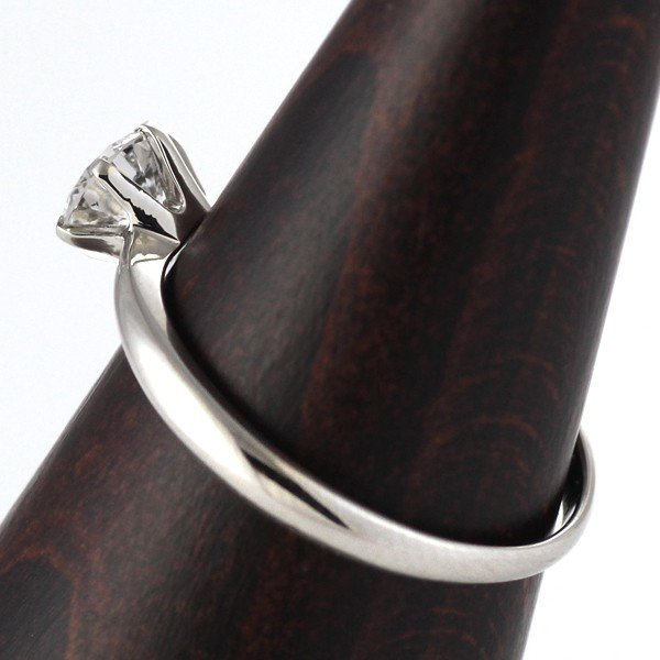 婚約指輪 ダイヤモンド プラチナリング 一粒 大粒 エンゲージリング 0.2ct プロポーズ用 刻印無料|all|03