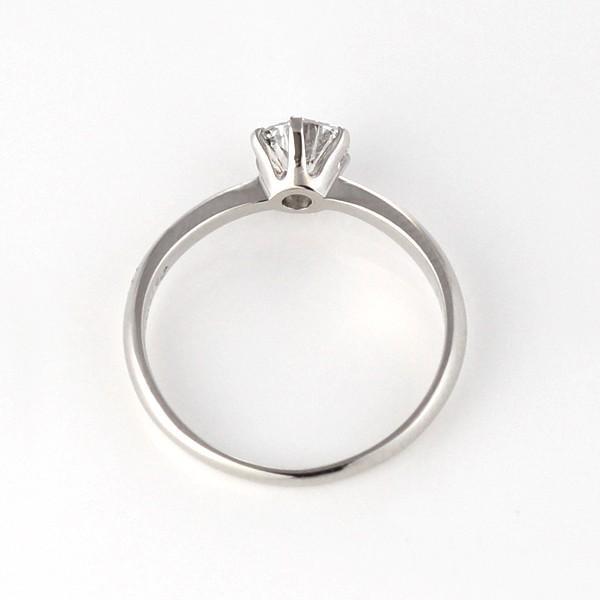 婚約指輪 ダイヤモンド プラチナリング 一粒 大粒 エンゲージリング 0.2ct プロポーズ用 刻印無料|all|04