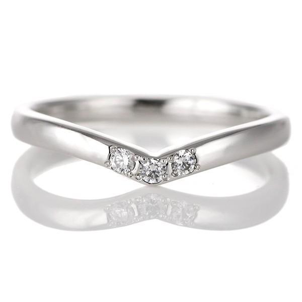 結婚指輪 マリッジリング ダイヤモンド プラチナ リング 人気