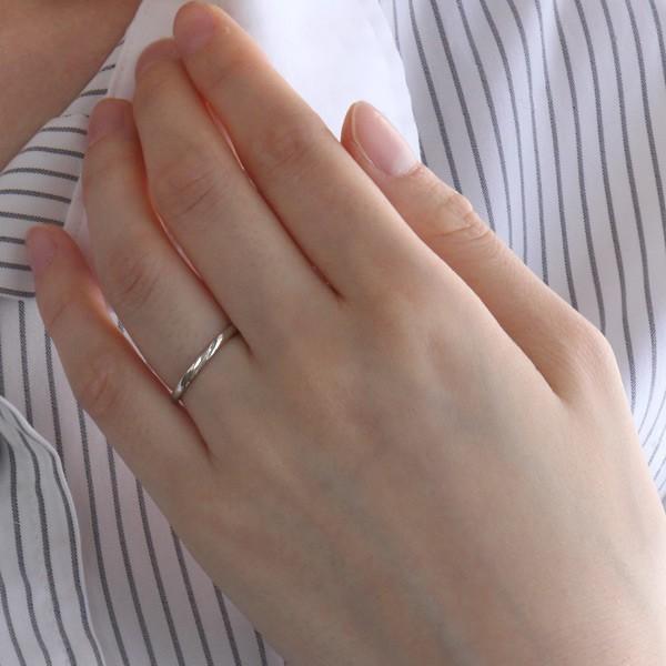 ペアリング プラチナ リング 結婚指輪 マリッジリング