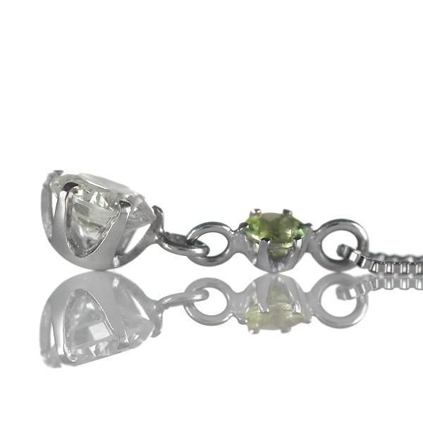 ペンダント ダイヤモンド ネックレス プラチナ ダイヤモンド