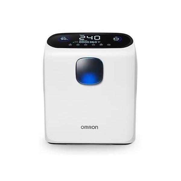 直輸入品 OMRON オムロン 家庭用3L高濃度酸素サーバー 酸素吸入器  酸素濃縮器/酸素発生器 非医療機器