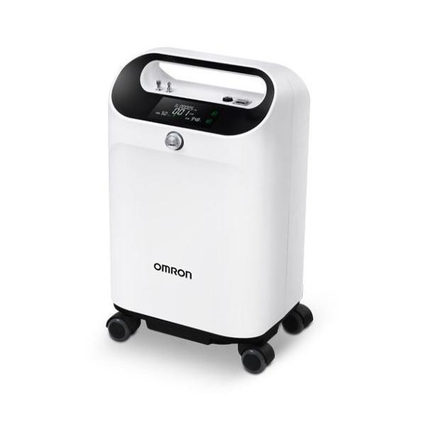 直輸入品 OMRON オムロン 家庭用5L高濃度酸素サーバー 酸素吸入器  酸素濃縮器/酸素発生器 非医療機器
