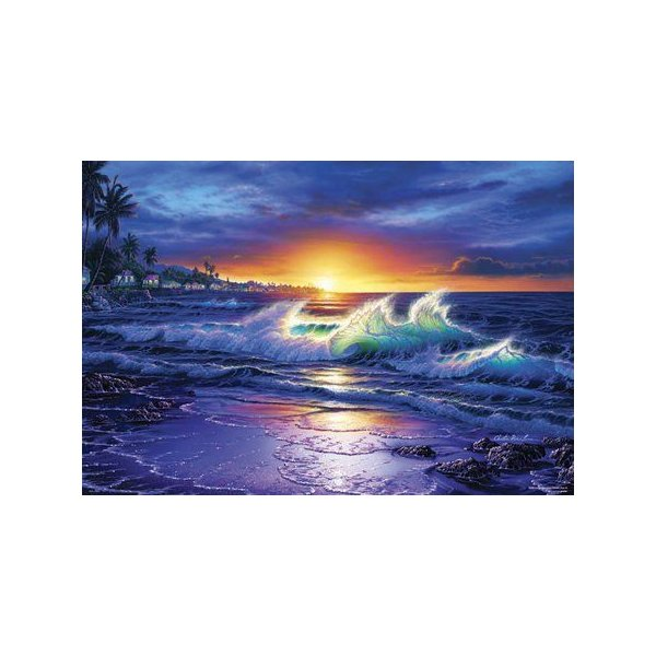 ビバリー  ジグソーパズル  2000ピース      ラッセン   輝きの海辺