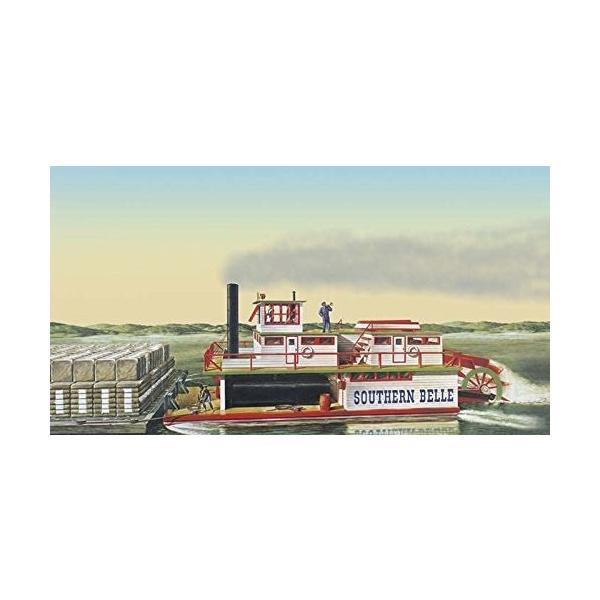 1/64 リンドバーグ  リバーボート サザンベル号