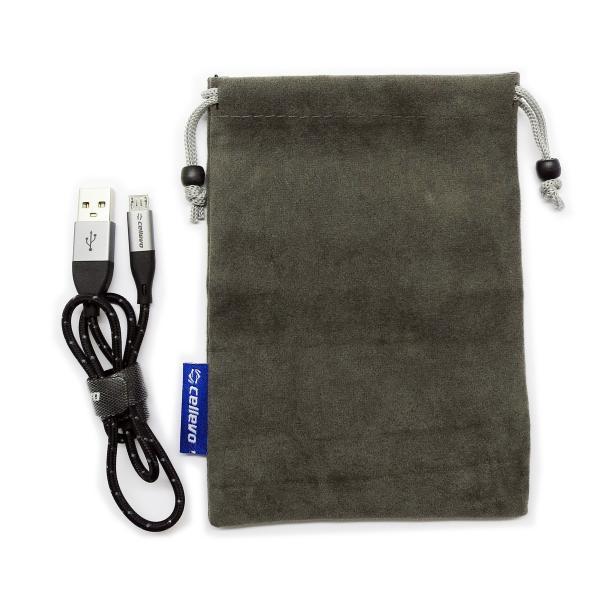 【送料無料】 モバイルバッテリー 大容量 7000mah 10000mah USB-A 急速充電 iPhone iPad Android 安全 アルミ スマホ タブレット PSE cellevo セレボ EP7000SB|allbuy|06