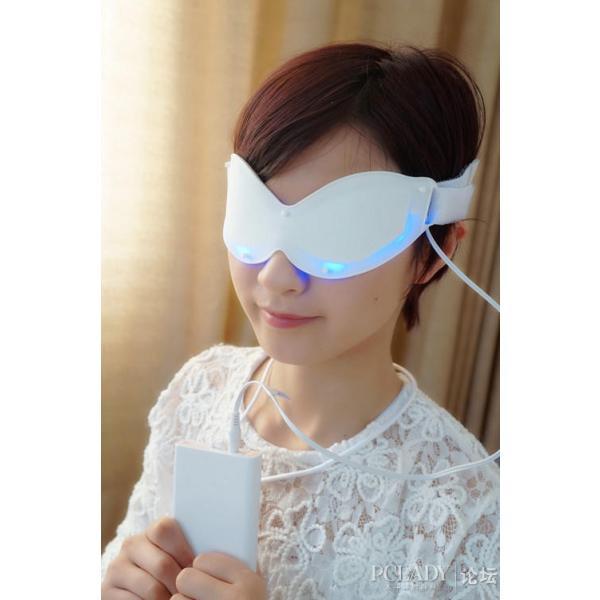 Dr.Lumen アイマスク 目元ケア 美容液用品と併用 美容成分の吸収・浸透を補助  シワ取り 目のくま解消 BLUE LEDアイマスク LED-EM-BR006 あすつく対応|allbuy|03