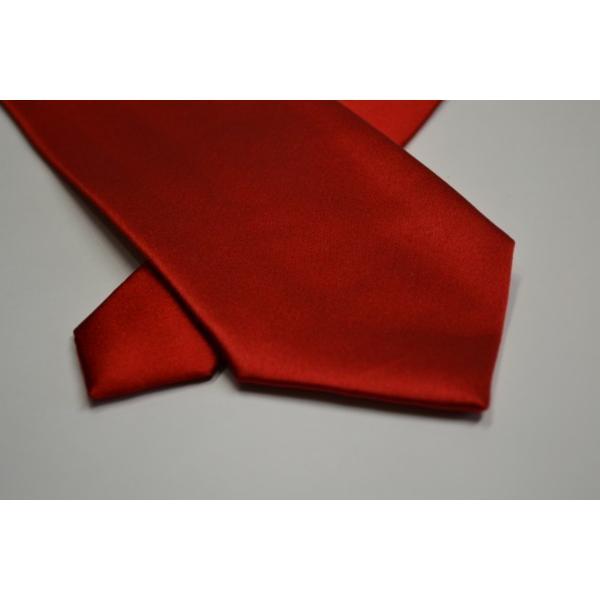 無地(シルクサテン)/綺麗な赤のネクタイ / AP-013|allety-y|04