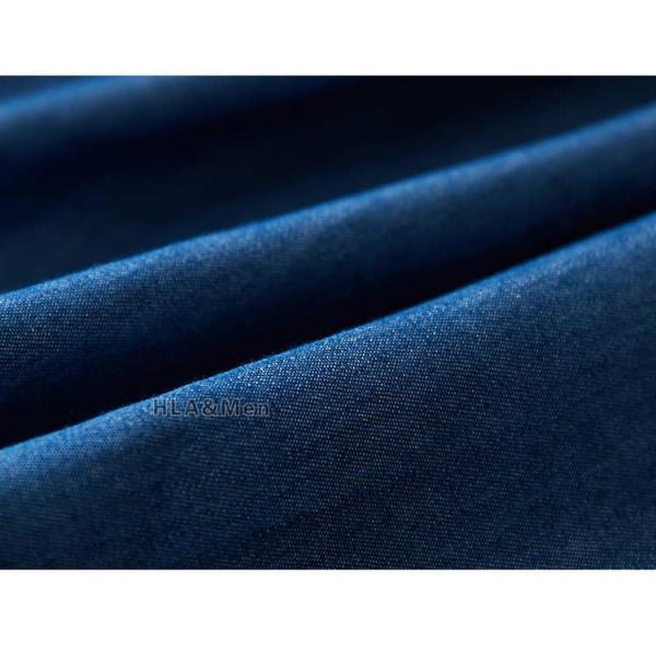 カジュアルシャツ デニム シャツ メンズ 長袖シャツ デニムシャツ ダンガリーシャツ トップス 新作 allforever 18