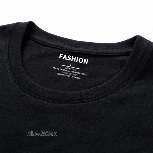 プリントTシャツ メンズ Tシャツ クルーネック 長袖Tシャツ ティーシャツ コットンTシャツ トップス おしゃれ 2019秋冬 新作|allforever|10