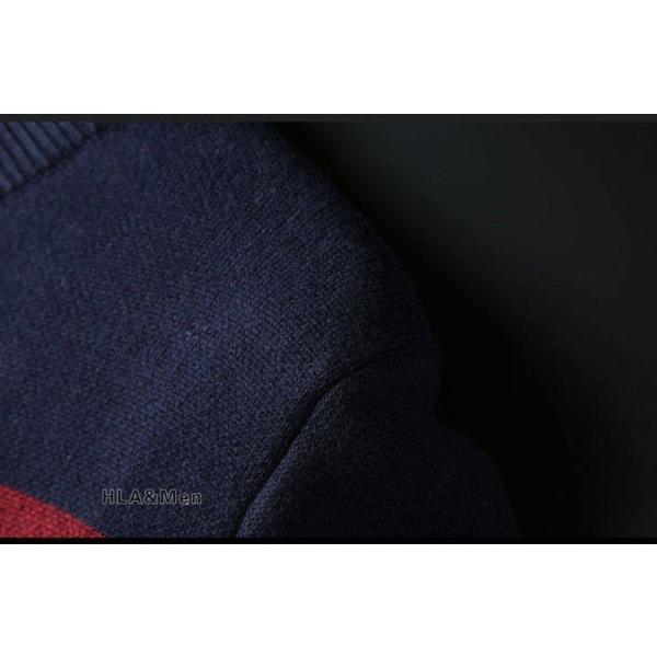 カーディガン メンズ おしゃれ ニットジャケット ジップジャケット ニットカーディガン アウター 暖か 2019秋冬 新作 allforever 11