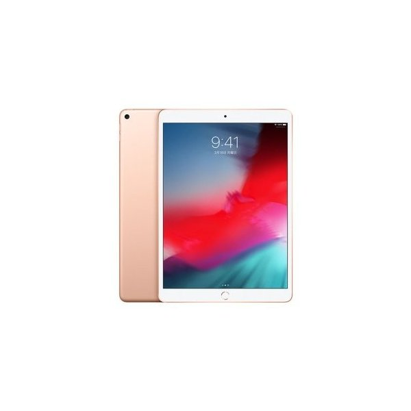 iPad Air 10.5インチ Retinaディスプレイ Wi-Fiモデル MUUL2J/A(64GB・ゴールド)(2019)の画像
