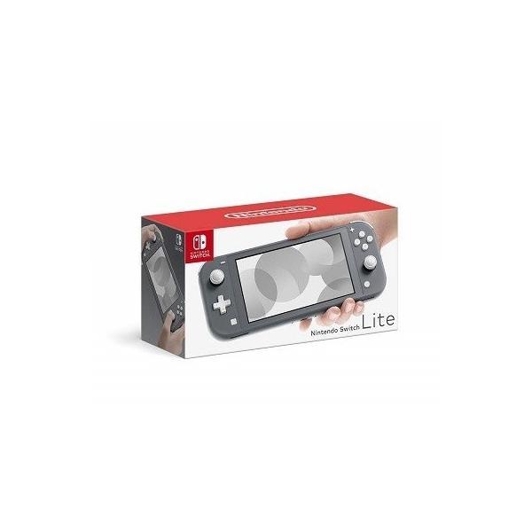 ニンテンドースイッチライト本体新品NintendoSwitchLiteグレー任天堂ニンテンドウHDH-S-GAZAA