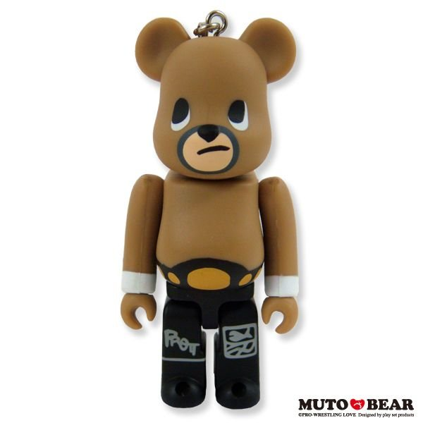 (50%OFF) 武藤ベアー BE@RBRICK|alljapan|02