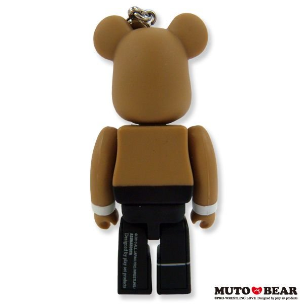 (50%OFF) 武藤ベアー BE@RBRICK|alljapan|04