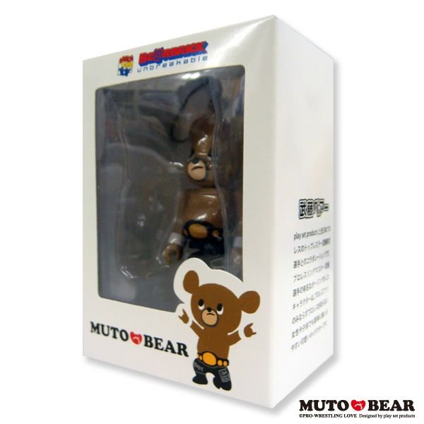 (50%OFF) 武藤ベアー BE@RBRICK|alljapan|06