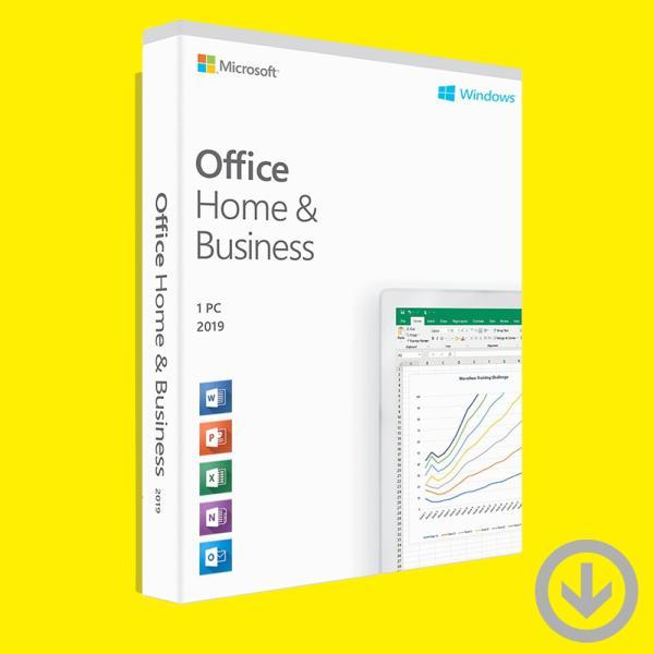 ※Windows用※ マイクロソフト Office Home & Business 2019 日本語 (ダウンロード版) / 1PC