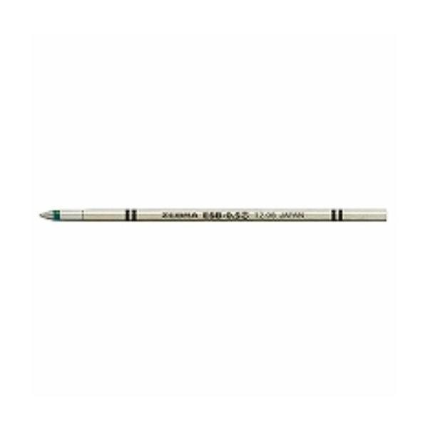 ゼブラ  シャーボX エマルジョンボールペン替芯(0.5mm芯) グリーン/メール便送料無料