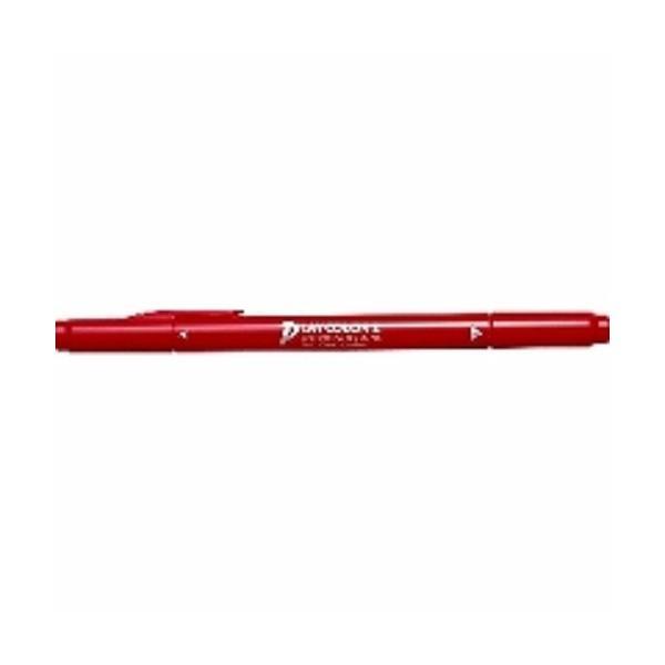 トンボ鉛筆 水性ペン プレイカラー2 WS-TP24 紅色 ( 2本)/メール便送料無料