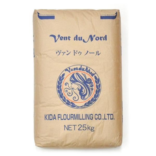 小麦粉 強力粉 ヴァンドゥノール 25kg