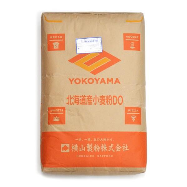 小麦粉 強力粉 北海道産小麦粉 DO (ドゥー) 25kg 北海道産