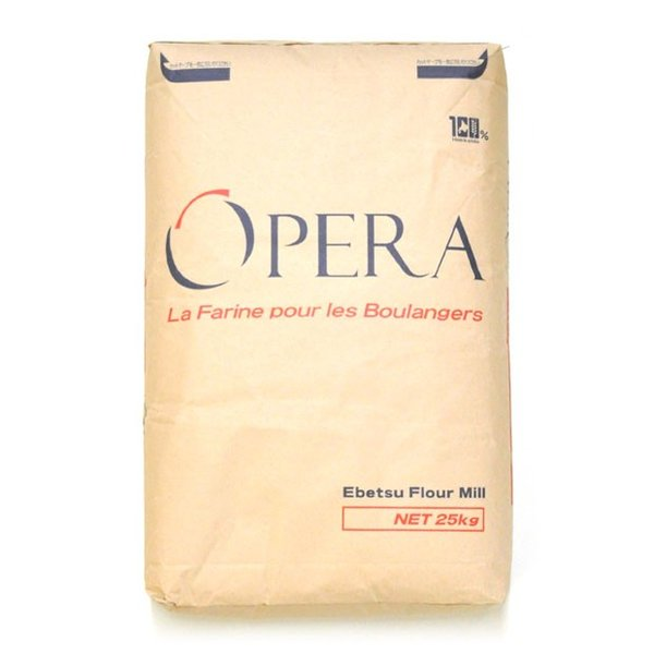 小麦粉 強力粉 OPERA オペラ 25kg 北海道産 送料無料