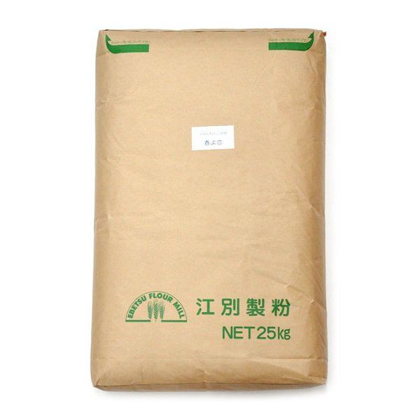 小麦粉 強力粉 春よ恋ストレート(しれとこ斜里)25kg 北海道産