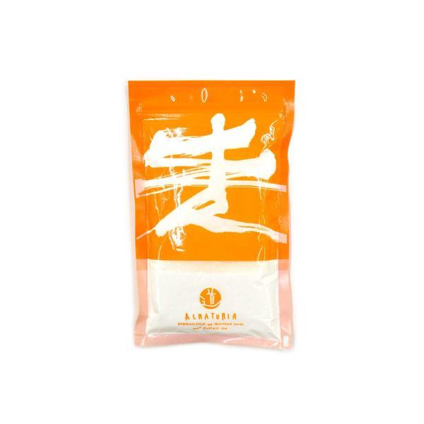 ALNATURIA 全粒粉薄力粉 250g 北海道産