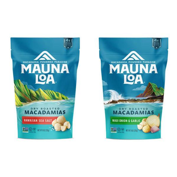 マカダミアナッツ マウナロア  大容量 10oz 283g macadamia nuts パッケージ・仕様変更!