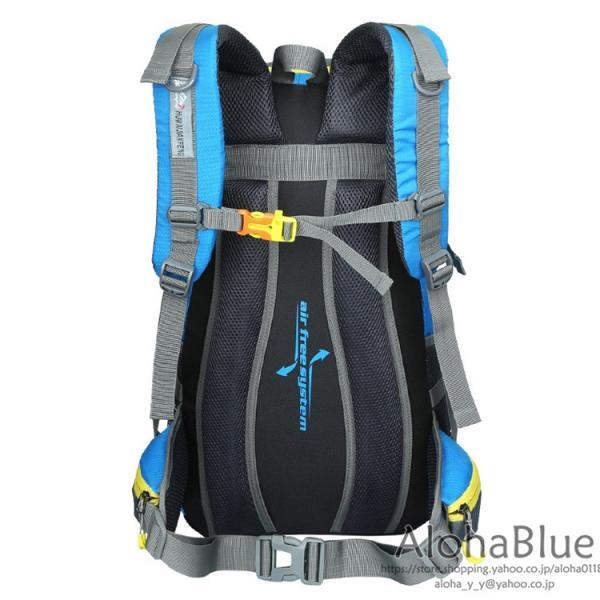 リュックサック メンズ レディース 登山リュック バックパック 大容量 防災リュック トレッキング 軽量 撥水 アウトドア 2020|aloha0118|11