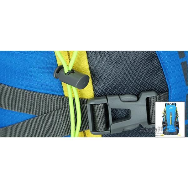 リュックサック メンズ レディース 登山リュック バックパック 大容量 防災リュック トレッキング 軽量 撥水 アウトドア 2020|aloha0118|13