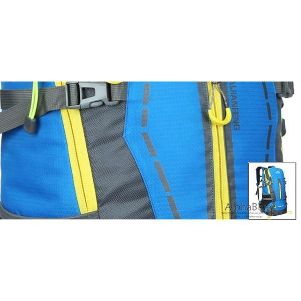 リュックサック メンズ レディース 登山リュック バックパック 大容量 防災リュック トレッキング 軽量 撥水 アウトドア 2020|aloha0118|14