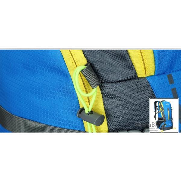 リュックサック メンズ レディース 登山リュック バックパック 大容量 防災リュック トレッキング 軽量 撥水 アウトドア 2020|aloha0118|15
