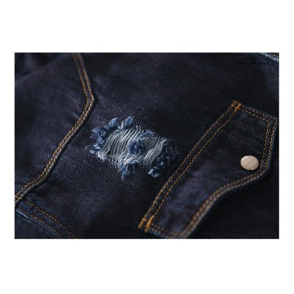 デニムシャツ メンズ ダンガリーシャツ カジュアルシャツ 開襟シャツ トップス ダンガリー シャツ 長袖シャツ 父の日|aloha0118|15
