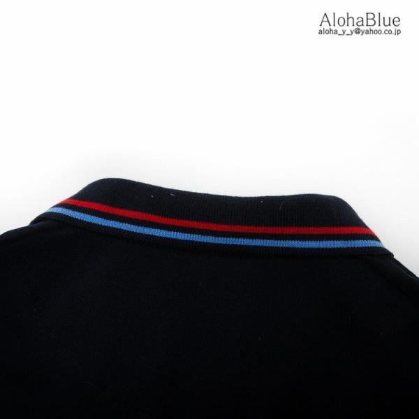 ゴルフウェア ポロシャツ メンズ Tシャツ ポロ ロゴ刺繍 カジュアルシャツ ゴルフシャツ POLO 夏 半袖 100%コットン 父の日 40代|aloha0118|11