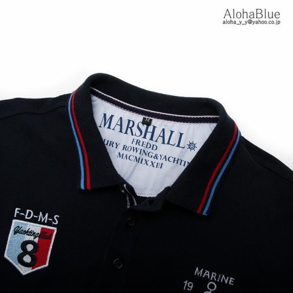 ゴルフウェア ポロシャツ メンズ Tシャツ ポロ ロゴ刺繍 カジュアルシャツ ゴルフシャツ POLO 夏 半袖 100%コットン 父の日 40代|aloha0118|08