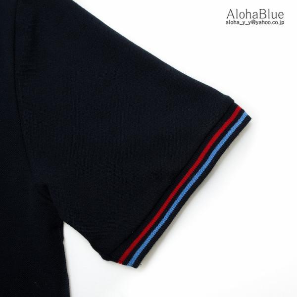 ゴルフウェア ポロシャツ メンズ Tシャツ ポロ ロゴ刺繍 カジュアルシャツ ゴルフシャツ POLO 夏 半袖 100%コットン 父の日 40代|aloha0118|10