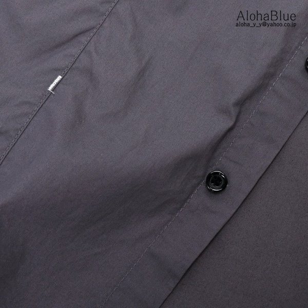 シャツ メンズ 半ミリタリーシャツ 袖 ワークシャツ カジュアルシャツ トップス アウトドア ミリタリー父の日|aloha0118|18