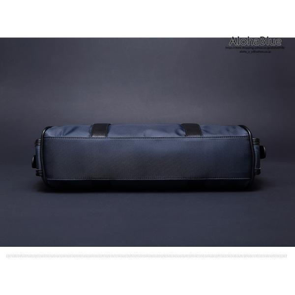 トートバッグ メンズ ビジネスバッグ かばん カバン 鞄 ナイロン 防水 撥水 A4 ショルダーバッグ 2WAY 通勤 通学 ビジネス 2019|aloha0118|07