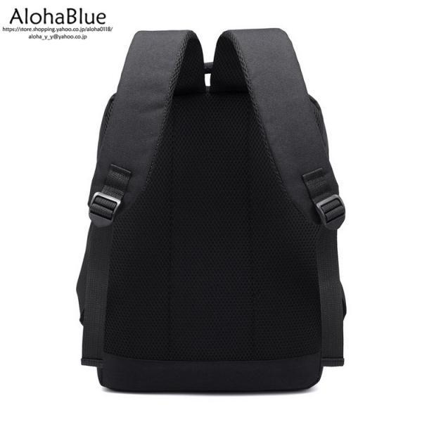 バックパック カバン メンズ ビジネスバッグ 大容量 ビジネスリュック 通勤バッグ リュック リュックサック USB充電ポート PC タブレット|aloha0118|19